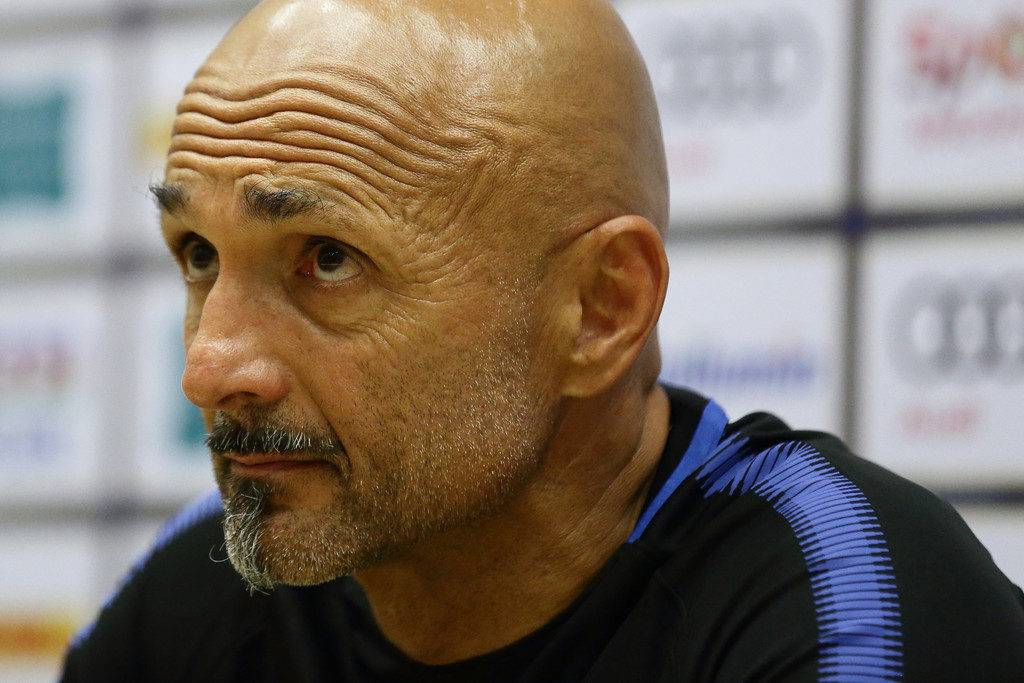 Inter Napoli Spalletti