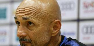 Parma Inter conferenza Spalletti