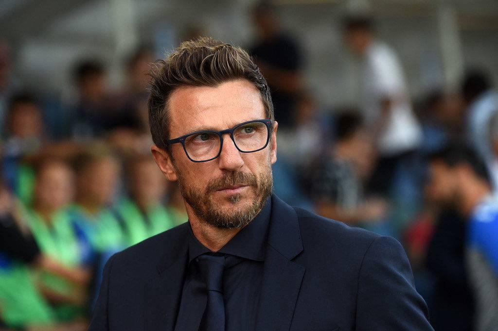 Udinese-Roma Di Francesco