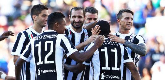 Juventus-Genoa, i convocati di Allegri: due assenti tra i bianconeri