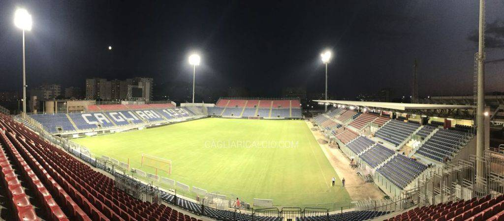 Formazioni ufficiali Cagliari-Torino