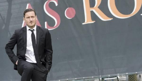Roma Porto Totti