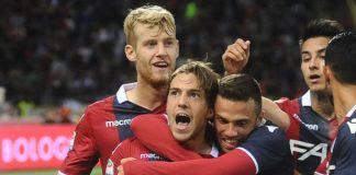 Bologna-Sampdoria 3-0