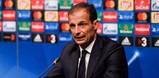 """Young Boys Juventus, Allegri: """"Vogliamo vincere il girone"""""""
