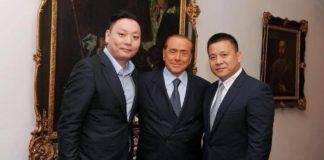 Milan, Han Li prende posizione