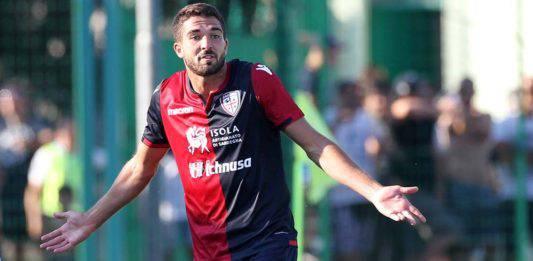 Cagliari, infortunio Faragò: giocatore a parte per lombalgia