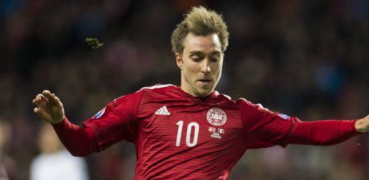 Juventus, Eriksen dovrebbe arrivare a giugno: è il preferito