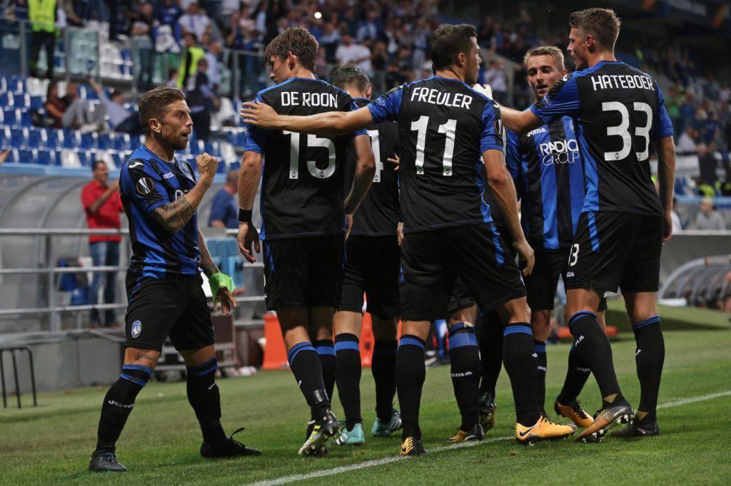 Atalanta Lazio probabili formazioni