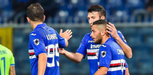 Highlights Serie A: Sampdoria Sassuolo 0 0 Video Gol, Pagell