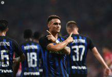 Inter Sampdoria probabili formazioni