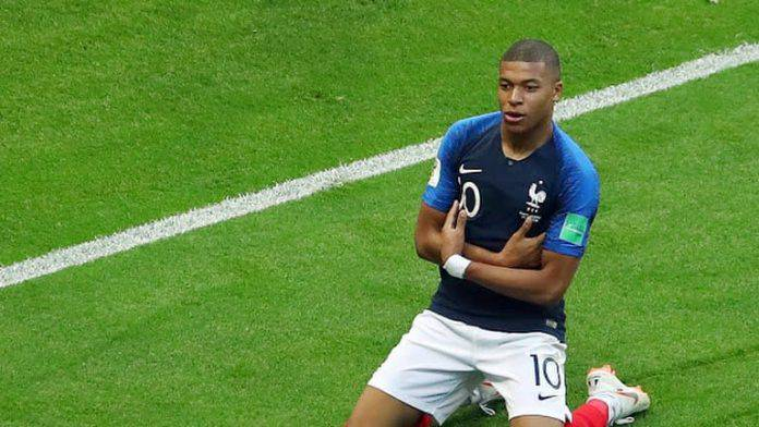 Juventus Mbappè