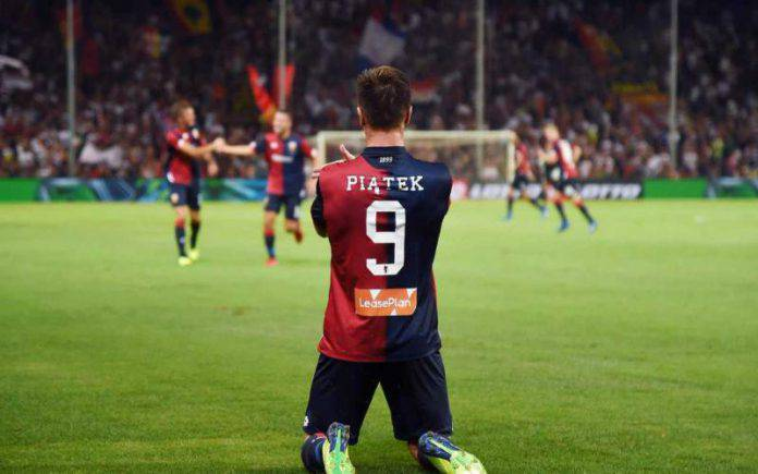 Piatek Real Madrid
