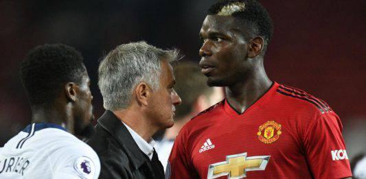 Manchester United, Pogba Mourinho: rottura totale, il france