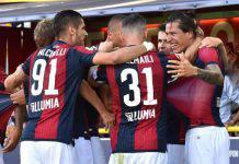 Pagelle Bologna Genoa