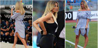 diletta leotta video quelli che il calcio