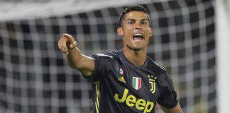 Ronaldo tifosa