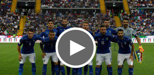 Highlights Nazionale: Italia Portogallo 0 0 Video Gol, Pagel