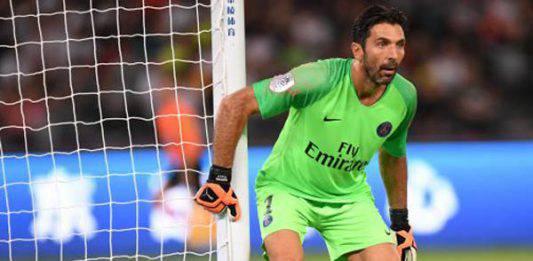 """Pallone d'oro, Buffon non ha dubbi: """"Lo merita Mbappé"""""""