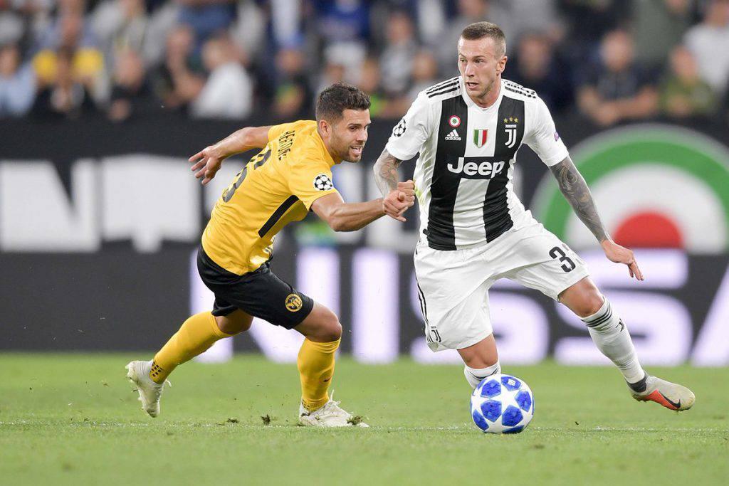 Juventus Chievo probabili formazioni