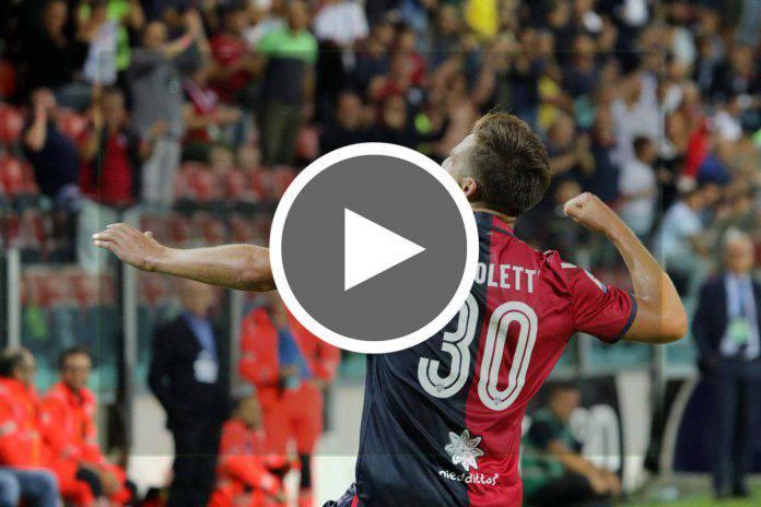 Coppa Italia Cagliari Atalanta