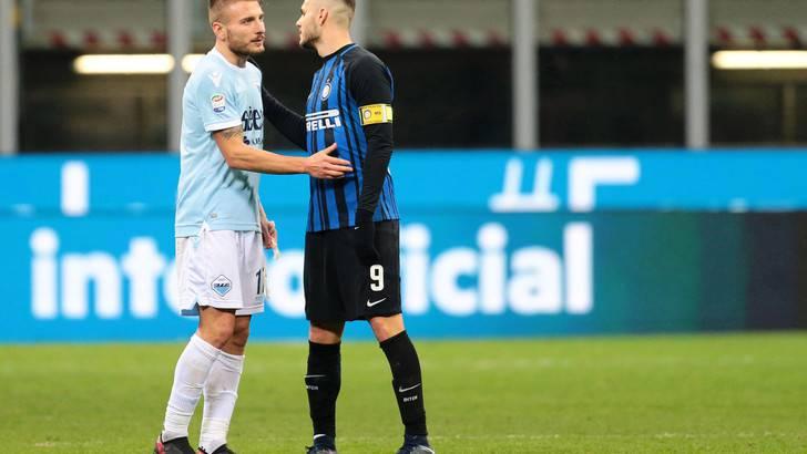 Inter Lazio probabili formazioni