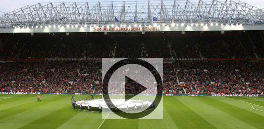 Highlights Champions League: Manchester United Juventus 0 1.