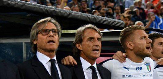 """Nazionale, Mancini: """"Nessuno è bocciato, ripartiamo dalla Po"""