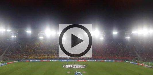 Highlights Champions League: Roma Cska Mosca 3 0. Video Gol,