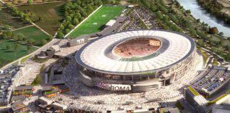 Stadio della Roma Raggi