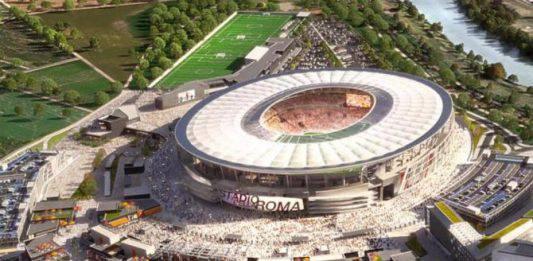 """Stadio della Roma, Frongia: """"In arrivo novità importanti"""""""