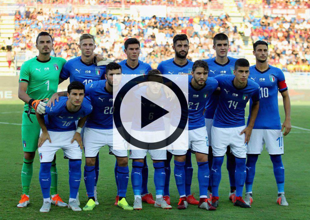 Under 21 Italia-Inghilterra