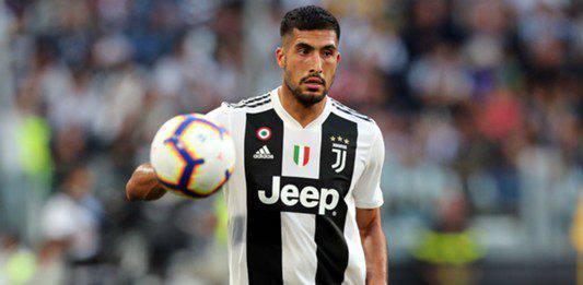 Juventus, migliorano le condizioni di Emre Can: ecco quando