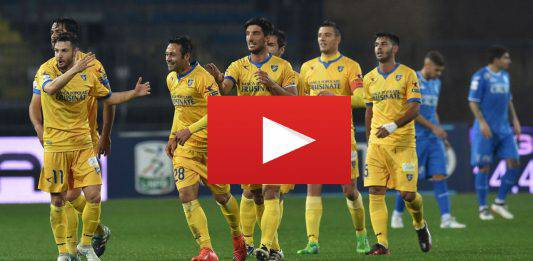 Highlights Serie A: Frosinone Empoli 3 3 Video Gol, Pagelle