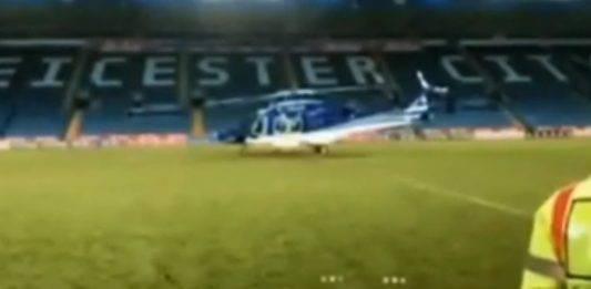 L'Elicottero del Leicester è precipitato per una vite allentata