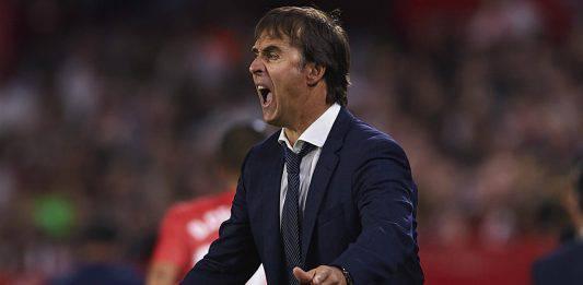 """Real Madrid, Lopetegui: """"Con il Plzen ci sarò. Il Barcellona"""