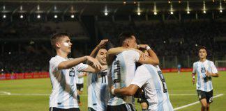 Argentina-Messico