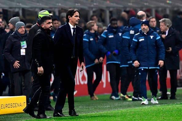 Lazio-Milan come vederla