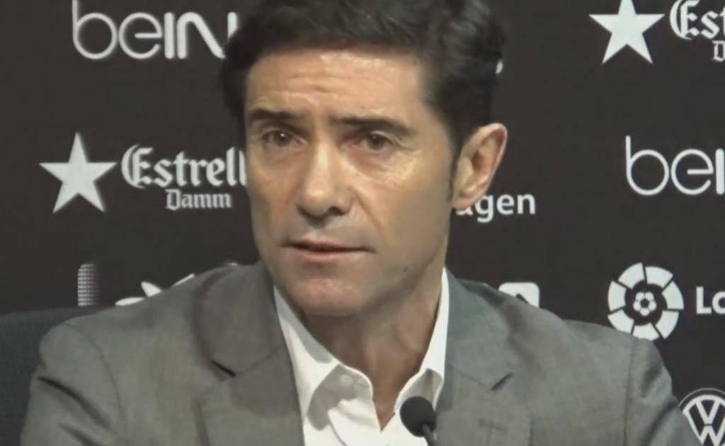 Juventus-Valencia Marcelino