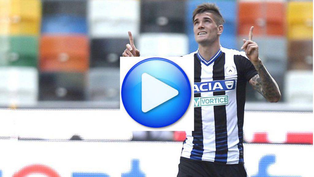 Udinese Frosinone pagelle