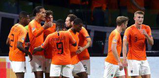 Van Dijk arbitro
