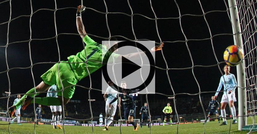 Atalanta Lazio Pagella