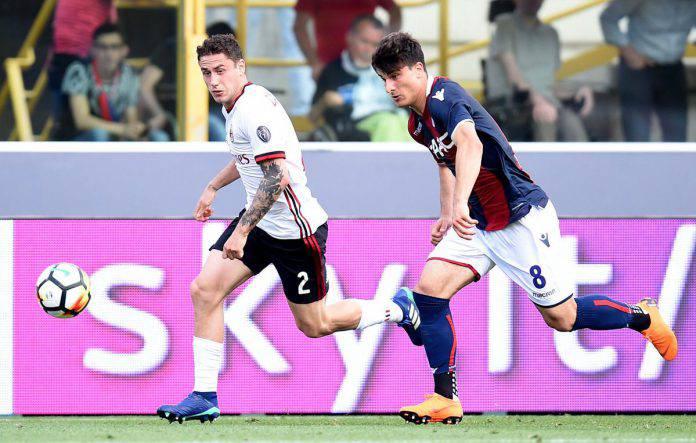 Bologna Milan probabili formazioni