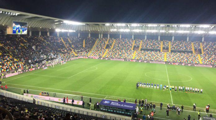 Udinese Atalanta probabili formazioni