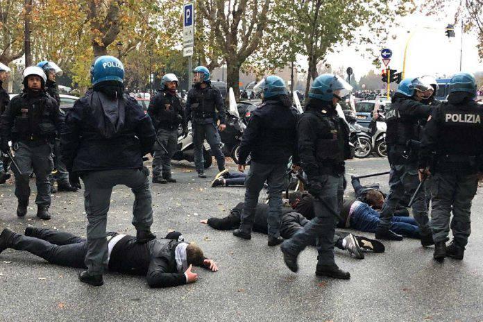 Lazio-Eintracht scontri