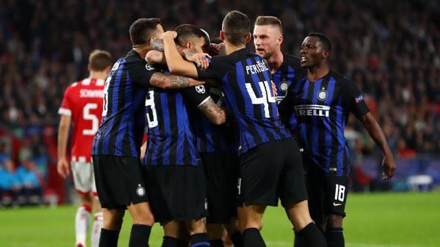 Pagelle Rapid Vienna Inter