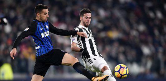 Juventus Inter probabili formazioni |  Nainggolan e Bentancur non ce la fanno