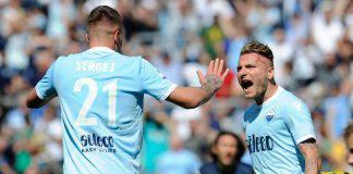 Lazio Sampdoria probabili formazioni