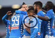 Pagelle Milan Napoli