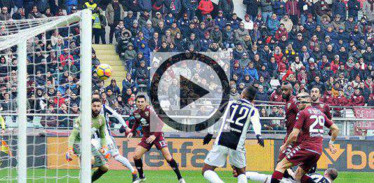 Torino-Juventus 0-1: Pagelle, Highlights e tabellino del match