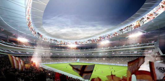 """Stadio della Roma, Raggi: """"I lavori partiranno nel 2019"""""""